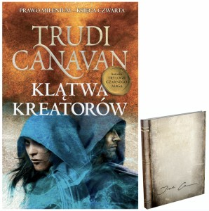 Klątwa Kreatorów + notes