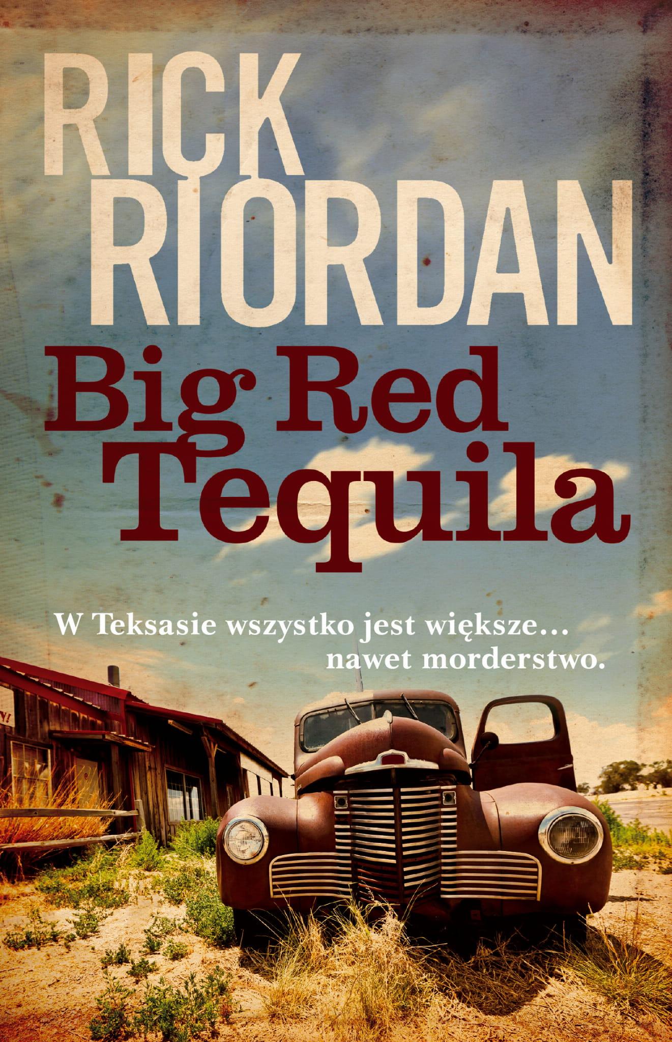 Znalezione obrazy dla zapytania big red tequila